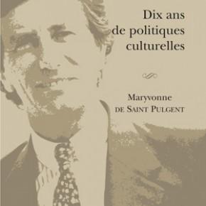 新刊書『ジャック・ラング、文化への闘い』