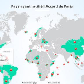 パリ協定施行に向けて各国が批准へ拍車