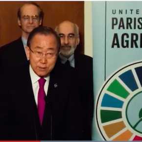 トランプ公約に揺らぐ世界、パリ協定と核武装