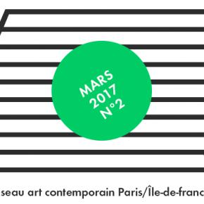 TRAM イル・ド・フランスの展覧会アジャンダ・6月