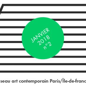 TRAM イル・ド・フランス展覧会アジャンダ 2018年 2月〜3月