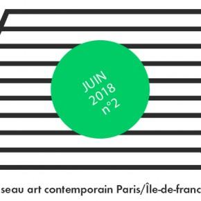 TRAM イル・ド・フランス現代アート、アジャンダ