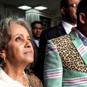 サーレワーク・ゼウデ、エチオピアの初の女性大統領に