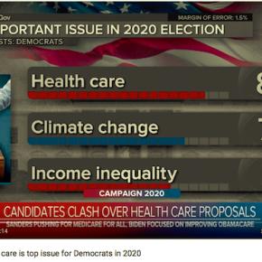 大統領選アンケートに見るアメリカ国民の意識