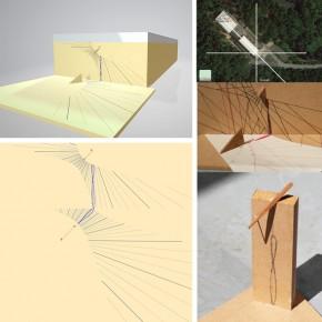 アートプロジェクト「10万年の迷路」ー 平川滋子