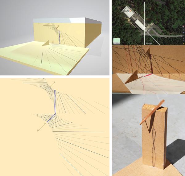 Copyright Shigeko Hirakawa 平川滋子アートプロジェクト「10万年の迷路」2020